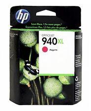 HP 940XL Magenta Ink Cartridge C4908AN Genuine New