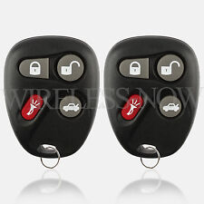 2 Car Key Fob Keyless Entry Remote For 2001 2002 2003 2004 2005 Buick LeSabre