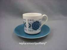 Unboxed Johnson Brothers Pottery Cups & Saucers