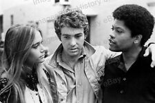 8x10 Print Michael Cole Peggy Lipton Clarence Williams III Mod Squad 1968 #4972