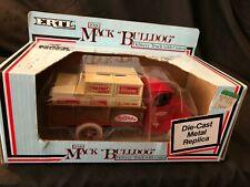 Ertl 1926 Mack Bulldog Delivery Truck 1/36 Scale Crates Die Cast NIB #9105