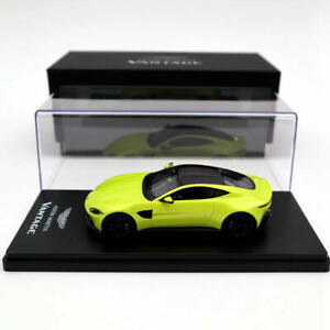 1:43 Aston Martin Vantage 2018 Lime Essense Limited Edition Collection