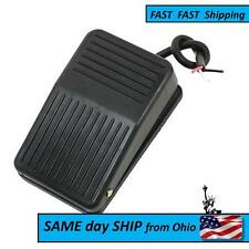SPDT - - - Foot Switch / Stomp Switch - - - 10A - - - FAST Same DAY Shipping