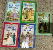 Lot 5 Little House The Caroline & Charlotte Years series Wilkes & Wiley