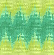 By 1/2 Yard ~ Tula Pink ZUMA ~ High Tide Seaglass ~ Free Spirit Fabric chevron