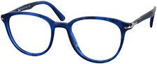 NEW ORIGINAL PERSOL 3176-V 1053 Blue Striped Men Eyeglasses 50mm 19 145