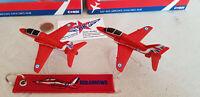 Red Arrows SET BAE Hawk Metallmodell Ferigmodell  / Yakair Avion Aircraft CORGI