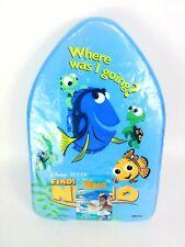 Disney Finding Nemo Swimming Kick Float Party Mini Foam Surf Board Decor 16x11