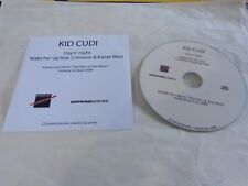 KID CUDI & COMMON & KANYE WEST - Day n' night - CD 2 Titres !!! PROMO