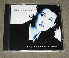 Celine Dion - The French Album (CD, May-1995, 550 Music) VG CONDITION   #23