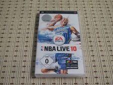 NBA Live 10 per SONY PSP * OVP *