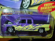 REVELL CHEVY SILVERADO CUSTOM PICK UP TRUCK -Purple w/Graphics, Issue #65 NICE