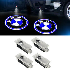 4Pcs Led Car Courtesy Door Bmw Logo Light Ghost Shadow Laser Projector for Bmw (Fits: Bmw)