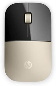 Hp Z3700 - Mouse - Blue Led - Wireless - 2.4 Ghz - Usb Wireless Rec... NEW