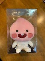 Kakao Friends Plush Little Friends APEACH Doll 25cm (9 inch) So Cute, USA Seller
