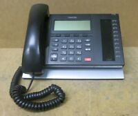 Toshiba DP5022F-SD 10 Key Digital Display Business Corded Telephone Phone Black