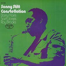SONNY STITT Constellation COBBLESTONE RECORDS Sealed Vinyl Record LP