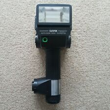 Sunpak Auto Zoom 3600 Thyristor Flash, Analogue, Vintage