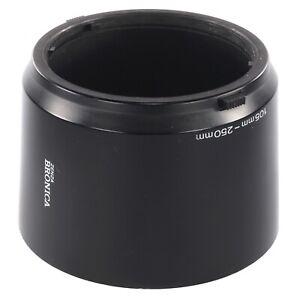 Zenza Bronica 105-250 Lens Hood-E for Zenzanon MC & PE 105 135 150 250 (WE556RT)