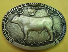 Tony Lama Maine Anjou Bull From Cattle Breed Series First Edition