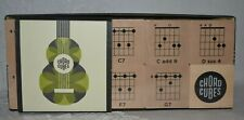 Uncle Goose Wooden Guitar Music Chord Cubes