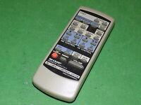 SHARP Stereo MD COMPACT Remote Control Unit  Original Genuine RRMCG0208AWSA