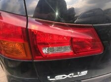 2005 - 2013 LEXUS IS220 IS250 POSTERIORE BOOT LUCE SINISTRA DESTRA NSR fanale posteriore