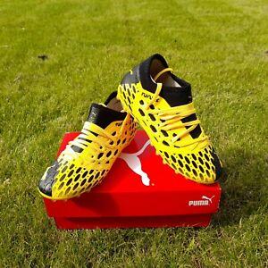 NEW! Boys Puma Future Netfit Football Boots - Size 1 UK Child [33 EU]