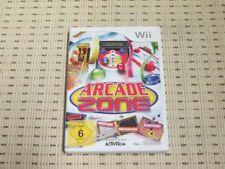 Arcade Zone für Nintendo Wii und Wii U *OVP*
