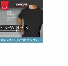 Crew Neck Basic Fitted Regular Size T-Shirts for Men