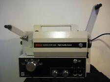 Eumig Super 8 Tonfilm Projektor Mark S 810 High Qualität Sound