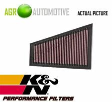 NEW K&N PERFORMANCE AIR FILTER HIGH-FLOW AIR ELEMENT GENUINE OE QUALITY 33-2393