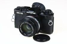 OLYMPUS OM-4 Ti mit OM 50mm f/1,8 - SNr: 1195800