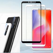 for Xiaomi Mi Max 3 Tempered Glass Screen Protector Guard 9H Thin /Camera film