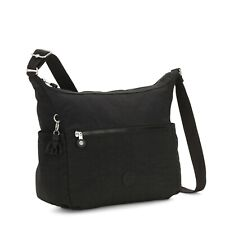 NWT Kipling Black Tonal Alenya Crosssbody Shoulder Bag HB6628 Retail 99.00