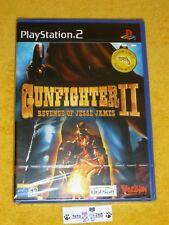 GUNFIGHTER 2 II  SIGILLATO NUOVO SEALED NEW Sony PS2  Playstation 2