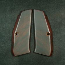 Rosewood Custom Design Grips Set For  CZ 75-85 FULL SIZE #140