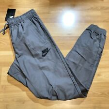 Nike Men Tapered Pants CI9831 Gray Joggers Size Small