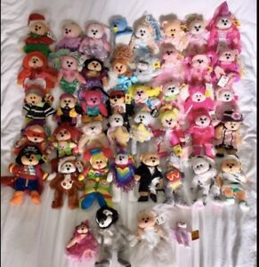 44 Piece Rare Beanie Kids Collection - 2000 to 2008