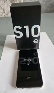 Samsung Galaxy S10e SM-G970F - 128GB - Prism White (EE) *BOXED*