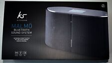 KitSound Malmo Wireless Bluetooth Speaker for Smartphones - Retail Boxed
