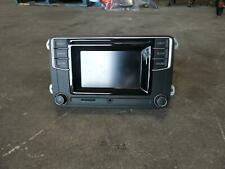 VOLKSWAGEN CADDY STEREO/HEAD UNIT 2KN, 12/15- 15 16 17 18 19
