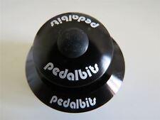 "PEDALBITS Integrated HEADSET 1-1/8"" Threadless Head Set Sealed Bearing-Black"