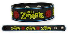Rob Zombie wristband rubber bracelet