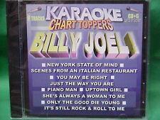 Billy Joel ~Karaoke Chart Toppers~03 ~ Scenes From an Italian Restaurant  ~ CD+G