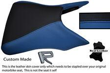 ROYAL BLUE & BLACK CUSTOM FITS RIEJU RS2 MATRIX 50 125 03-05 FRONT SEAT COVER