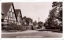 Stoke Poges. Uxbridge Road.