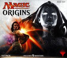 MAGIC THE GATHERING ORIGINS FAT PACK 6 BOX CASE BLOWOUT CARDS