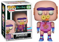 Rick and Morty - Gearhead #438 Pop! Vinyl (2018 Fall Convention Exclusive)