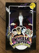 """UNIVERSAL MONSTERS : DRACULA 10"""" FIGURE, Placo Toys, 1991, WAS £59.99 NOW £50"""